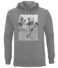 Vintage Golf Unisex Pullover Hoodie with Pockets