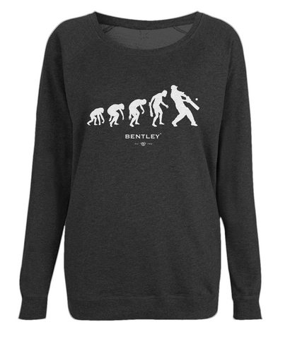 Women's Evolution Cricket Sweatshirt