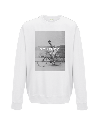 Children's Vintage Cycling Sweatshirt