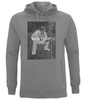 Vintage Cricket Unisex Pullover Hoodie with Pockets