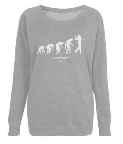 Women's Evolution Golf Sweatshirt