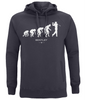 Golf Evolution Unisex Pullover Hoodie with Pockets