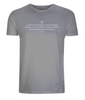 "Men's ""A Cricketer's Life"" T-Shirt"