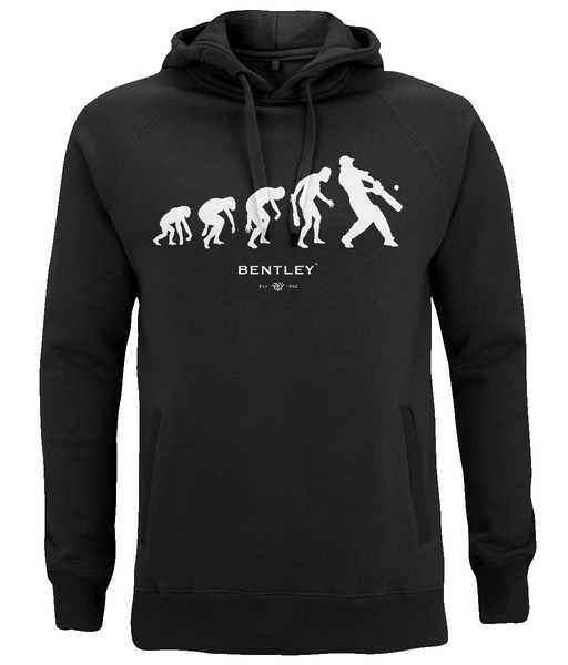 Cricket Evolution Unisex Pullover Hoodie with Pockets
