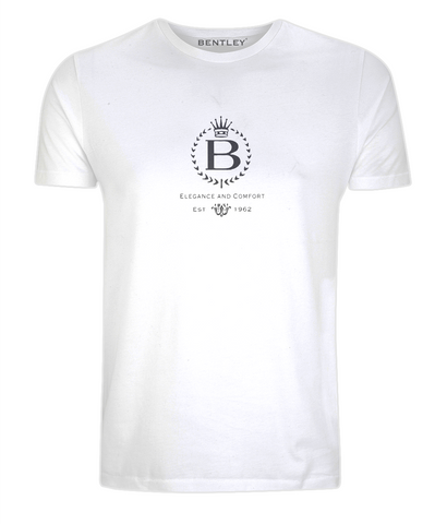 Men's Bentley Crest T-Shirt