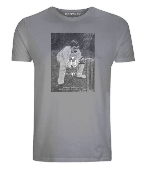 Men's Vintage Cricket Jersey T-Shirt