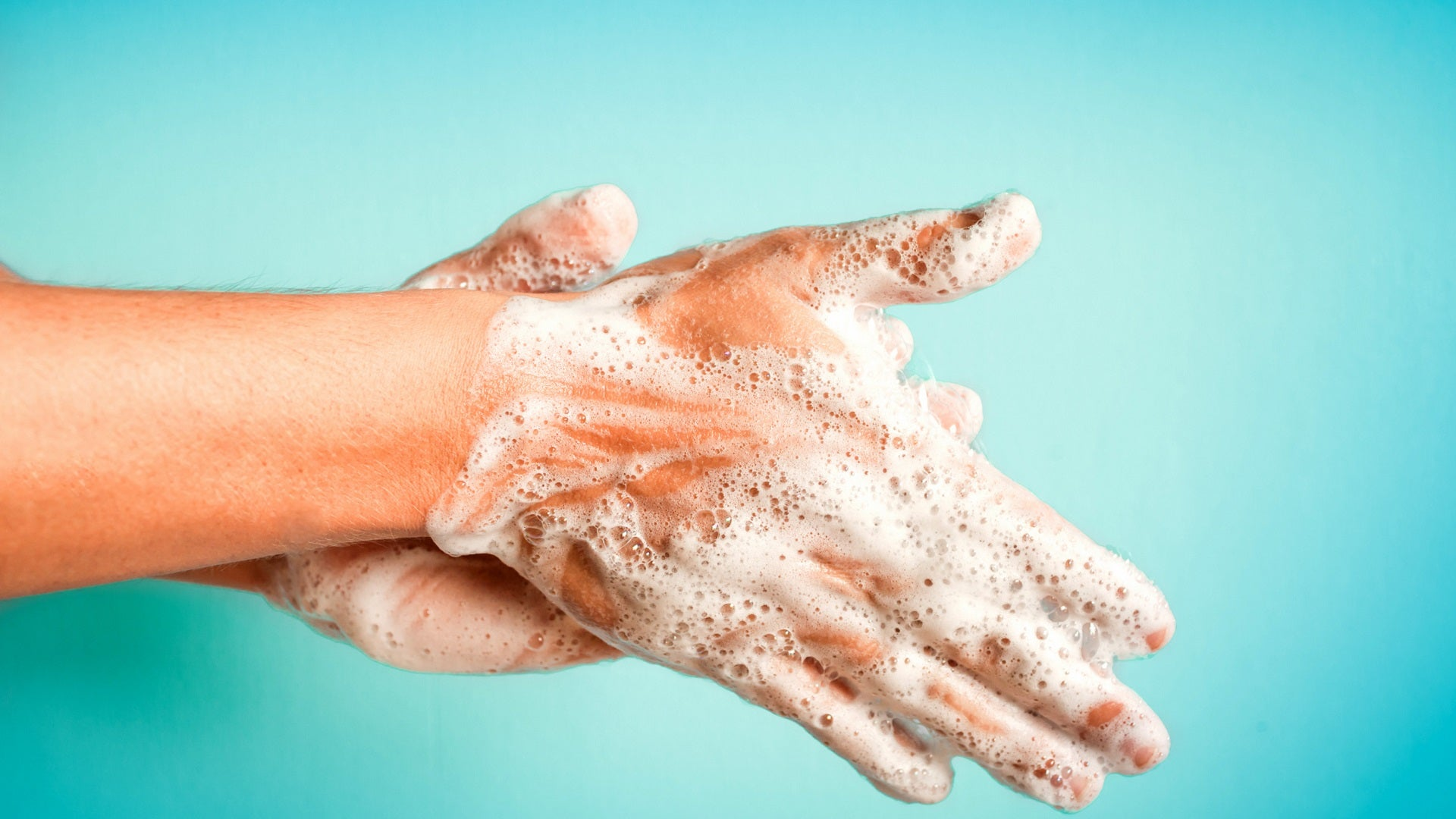 【Pandemic Essentials】 Delicate Foam to Protect Your Hands and Health