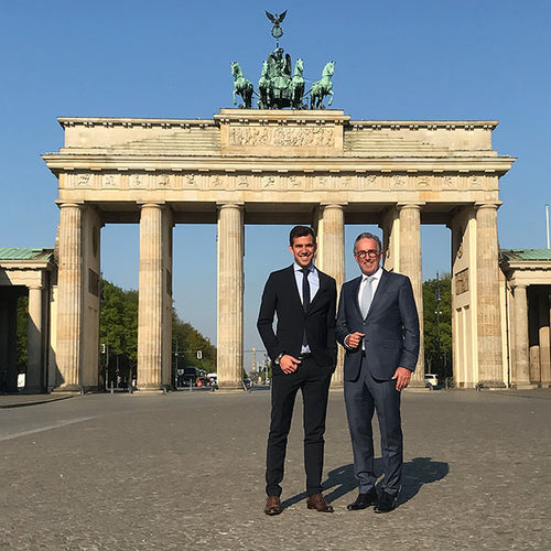 Erich Peters und Eric Peters
