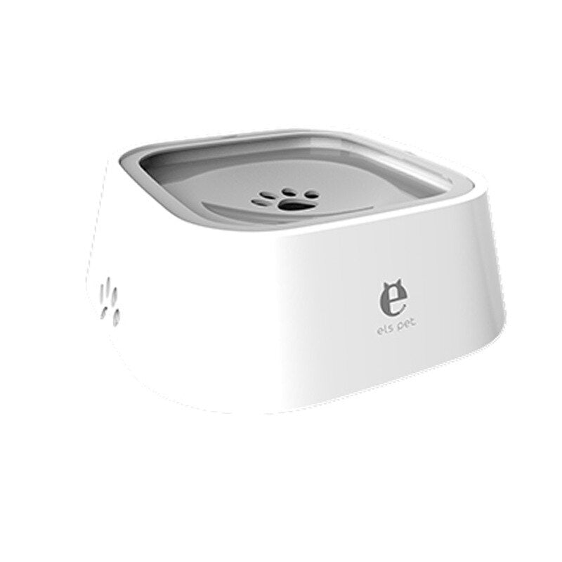 Floating Dog Cat Water Bowl Vehicle Carried Drinking Bowl