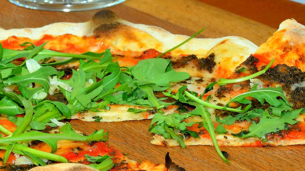 Food Items That Contain Truffles In Them - fresh truffle pizza - Pizza Bien