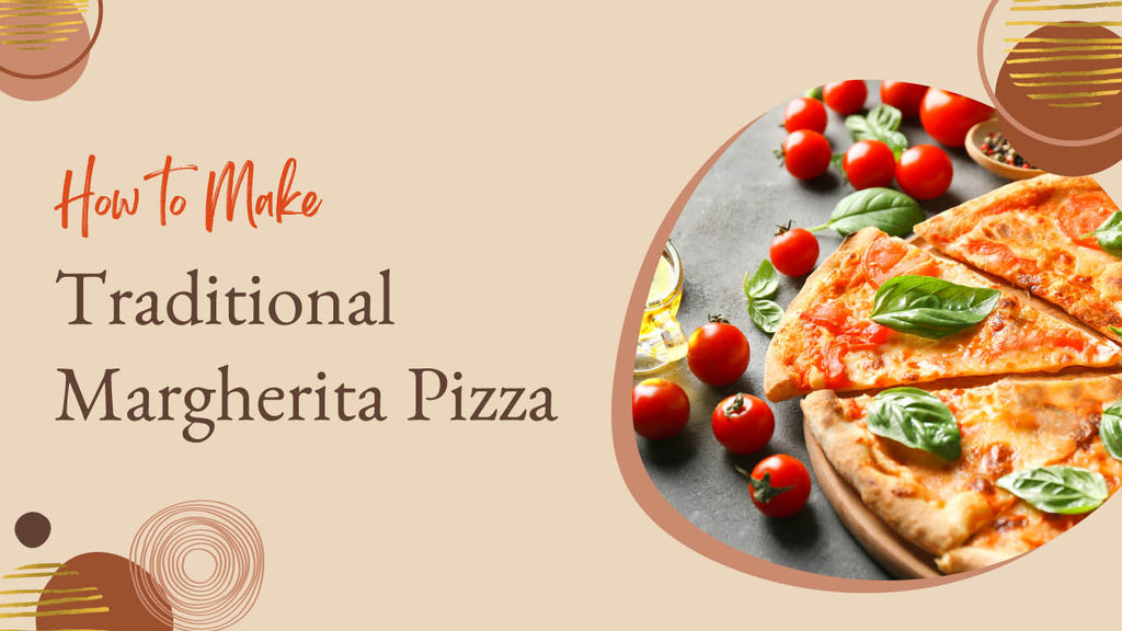 How to Make Traditional Margherita Pizza at Home - Pizza Bien