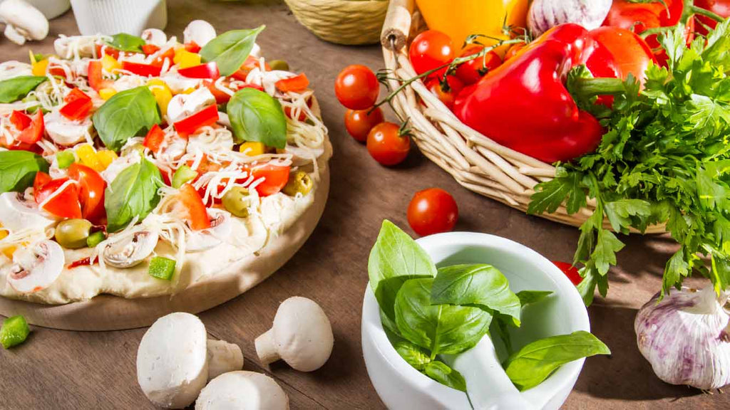 Pick the Pizza that Go With Your Palate - Healthy Pizza - Pizza Bien