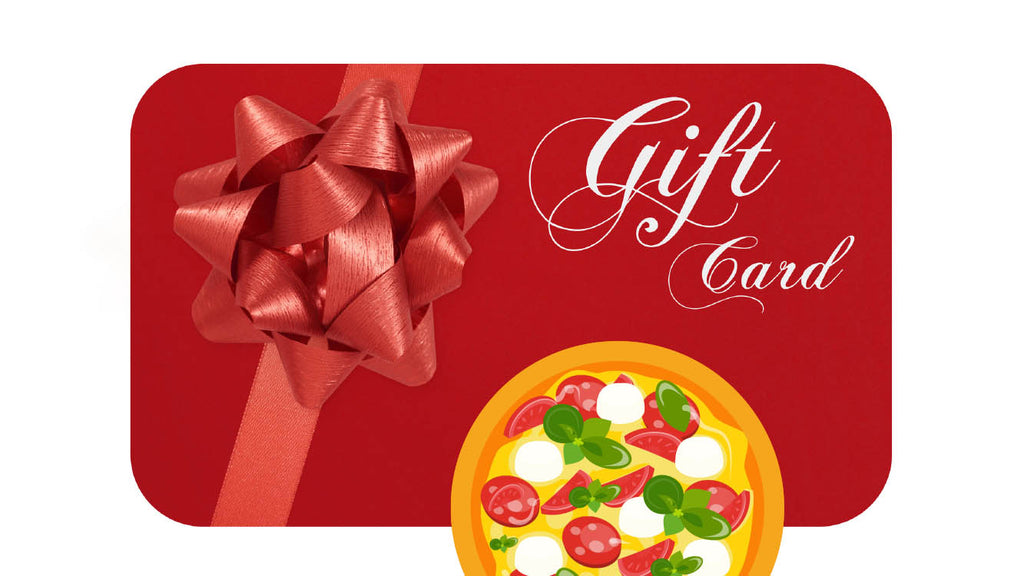 Pizza Gift Cards Mean Love For Friends - Pizza Bien
