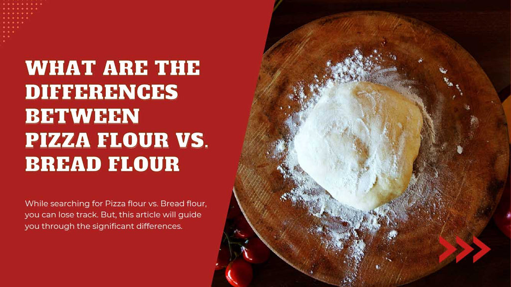 What Are the Differences Between Pizza Flour vs. Bread Flour - Pizza Bien