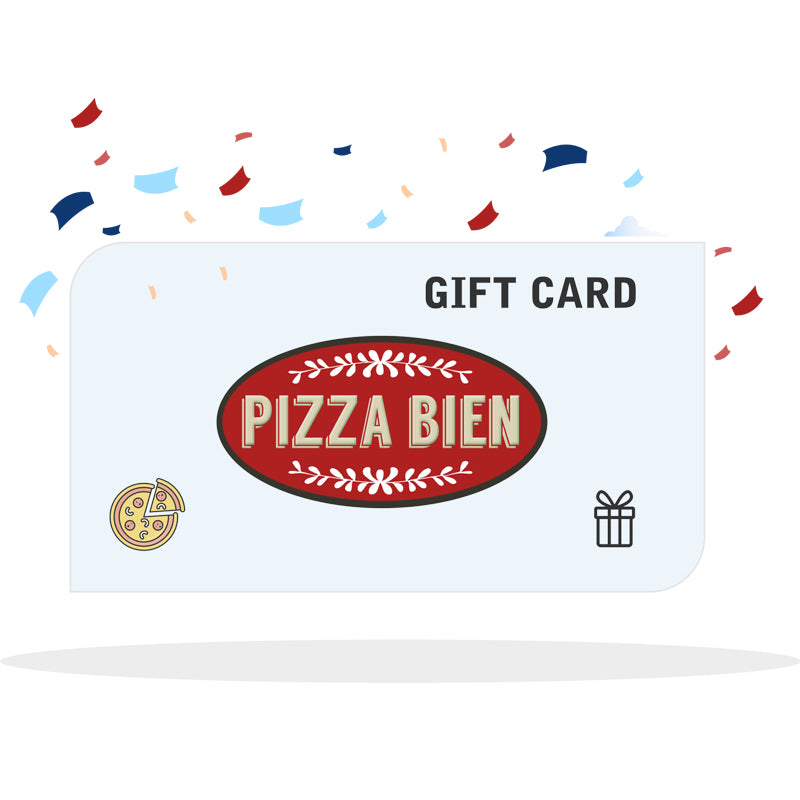 Pizza Bien Gift Cards