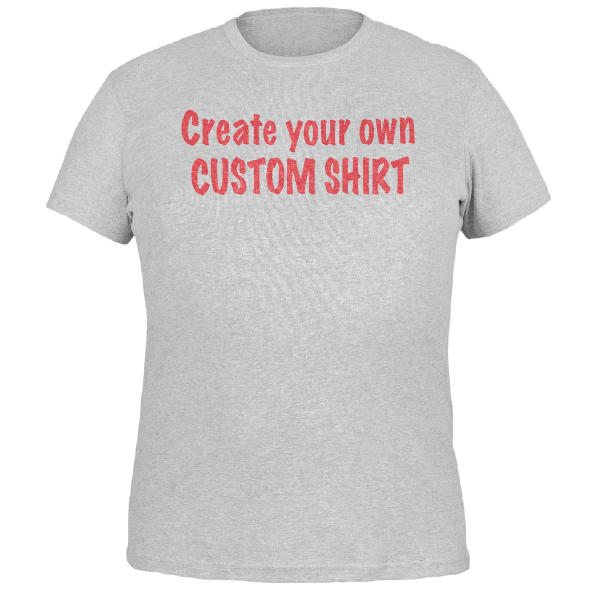 Custom Shirt - CREATE YOUR OWN - Full Color