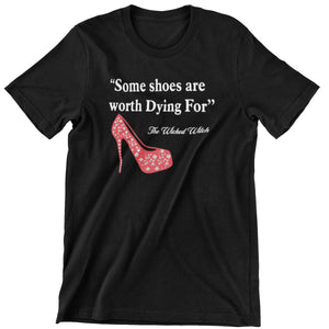 Some shoes are worth dying for