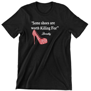 Some shoes are worth killing for