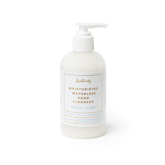 Moisturizing Waterless Hand Cleanser - Fresh + Clean