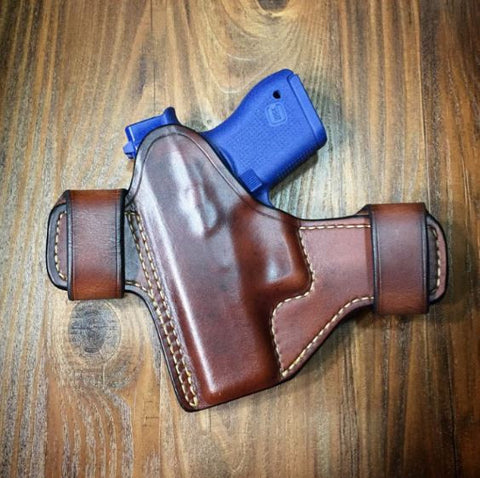 Custom Leather Glock 43 G43 Holster