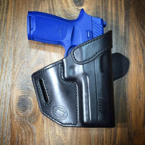 Turner Leatherworks TBR™ (OWB) Leather Holster (fits: All Models of Sig Sauer)