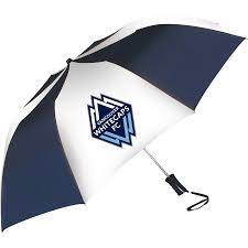 Whitecaps FC Two-Tone Team Umbrella