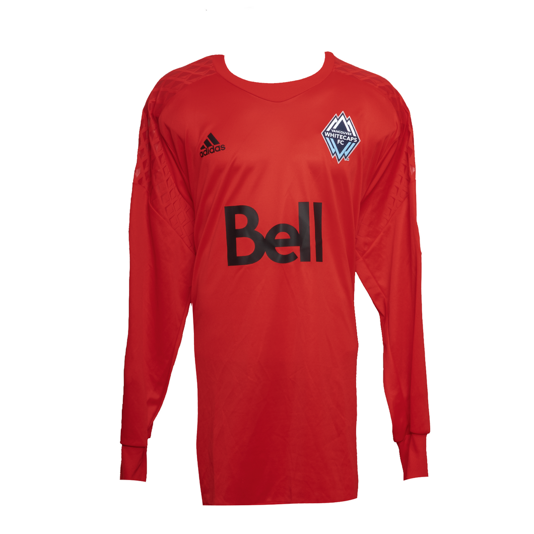 Mens Goalie Jersey LS Red