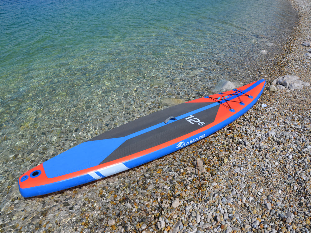 SUP Race Board VIAMARE 380 blue