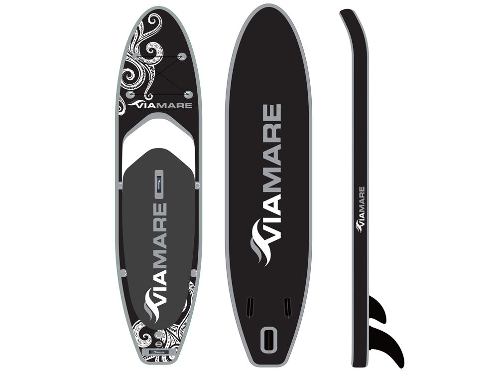SUP Stand up Paddle Board Set VIAMARE 330 S Octopus white/black