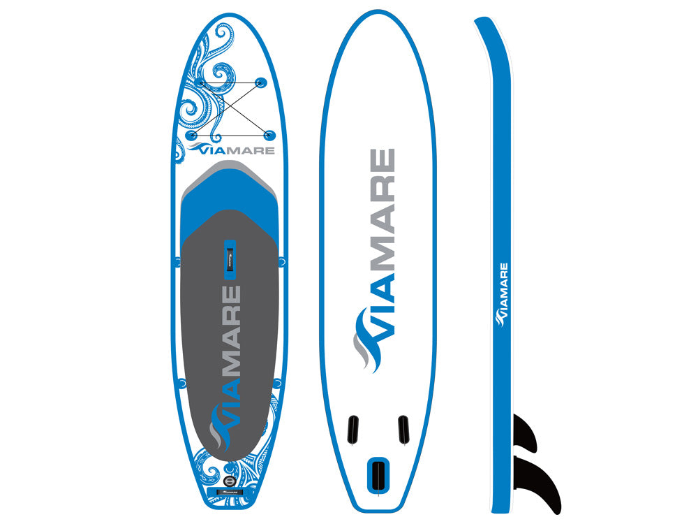 SUP Stand up Paddle Board Set VIAMARE 330 S Octopus blue