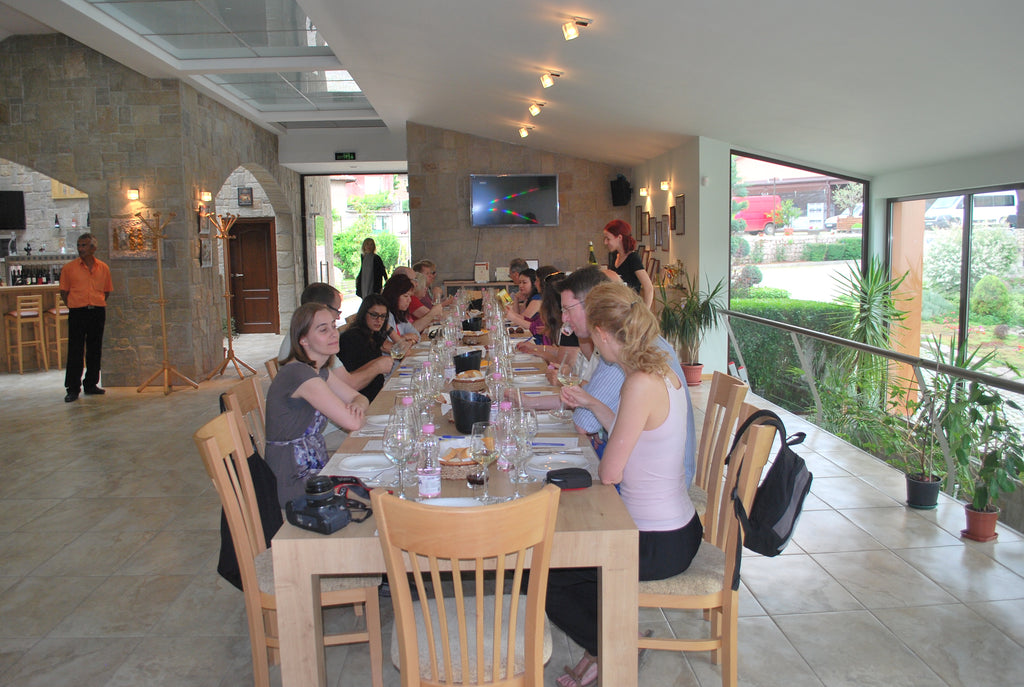 Wine Tasting in Bulgaria