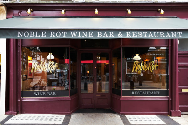 Noble Rot Wine Bar London