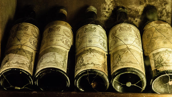 Older Vintages of Wine