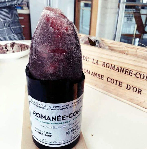 Lazenne Wine Check Safety Romanee Conti