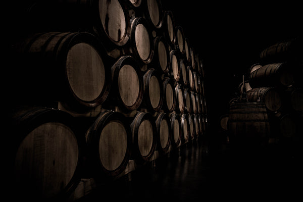 Rioja Wine Barrels
