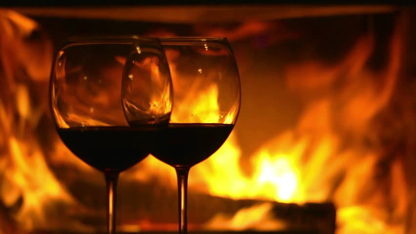 wine cooking at high temperature