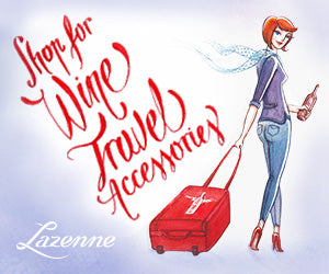 Lazenne wine travel product online store