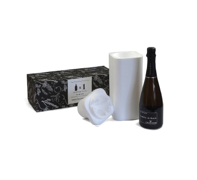Extra Large wine bottle styrofoam shipper for Champagne