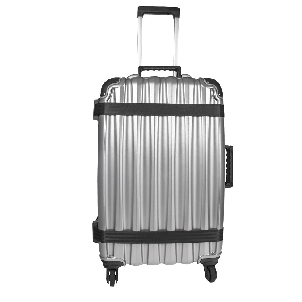 VinGardeValise Grande Hardshell Wine Suitcase For 12 Bottles, Airline & TSA compliant - model VGV05