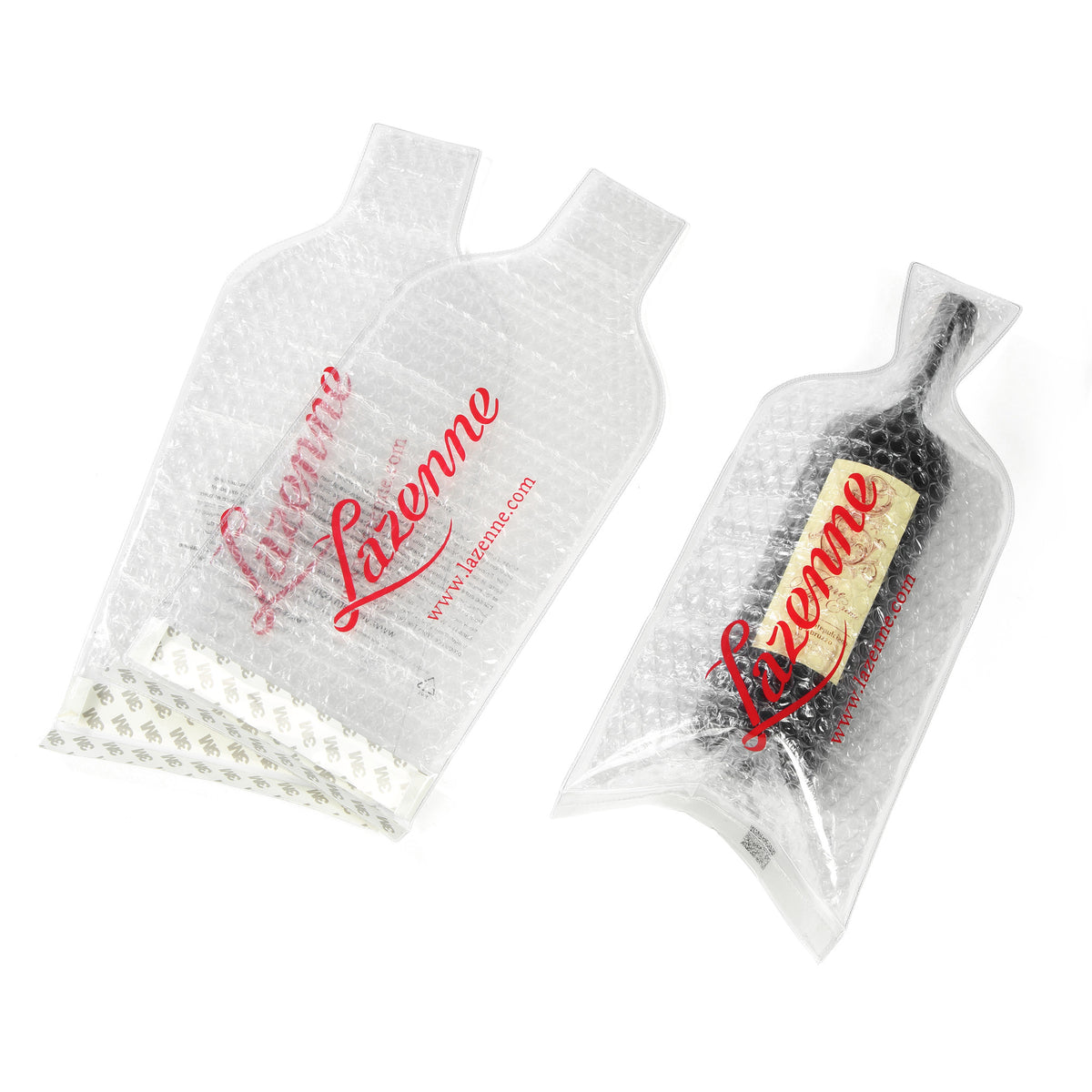WINESKIN SINGLE BOTTLE PROTECTOR - Lazenne - 1