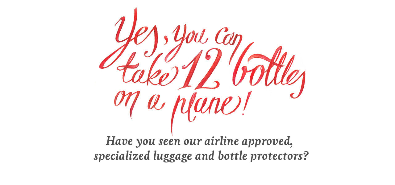 Yes, you can take 12 bottles on the plane