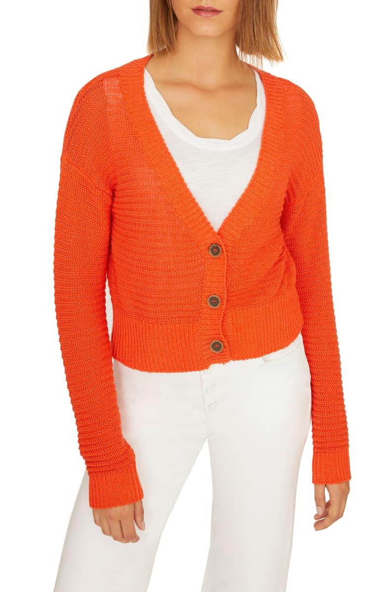 Sanctuary Clothing Summer Crop Cardigan
