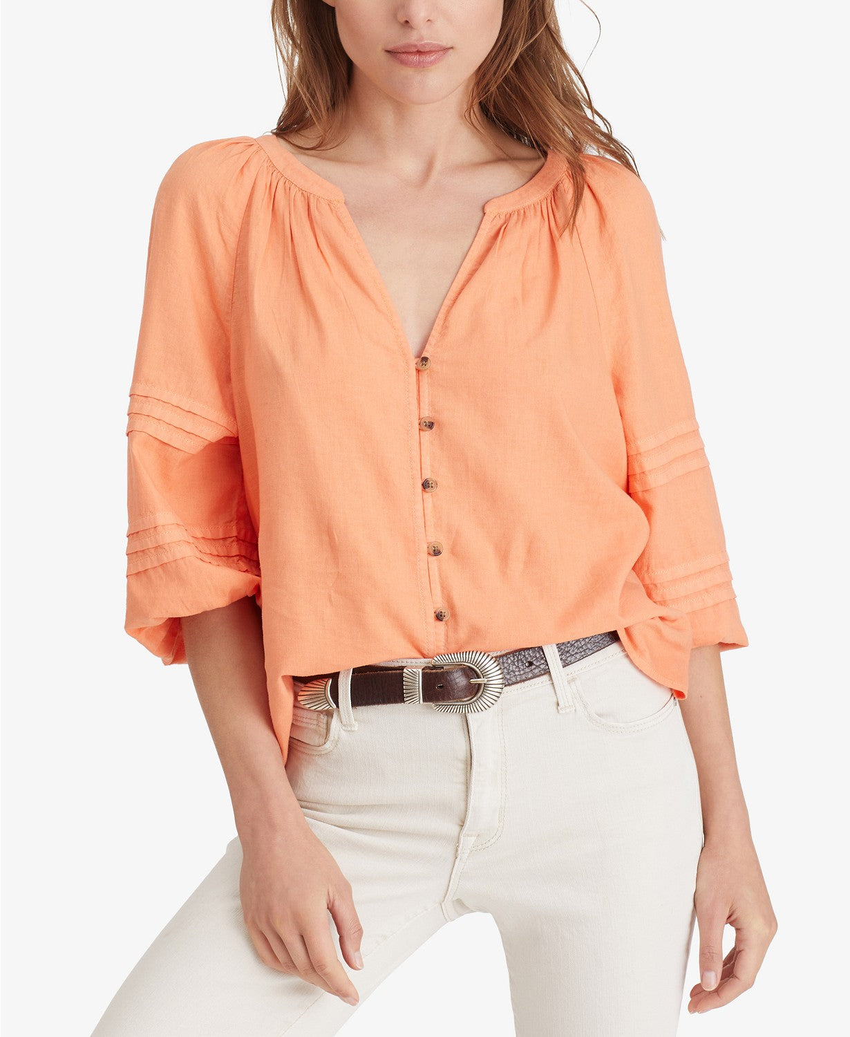 Sanctuary Clothing Sunnier Days Woven Top