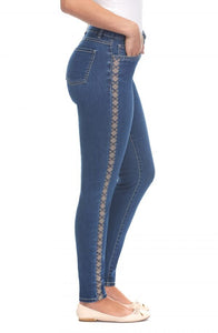 French Dressing Jeans Olivia Slim Leg