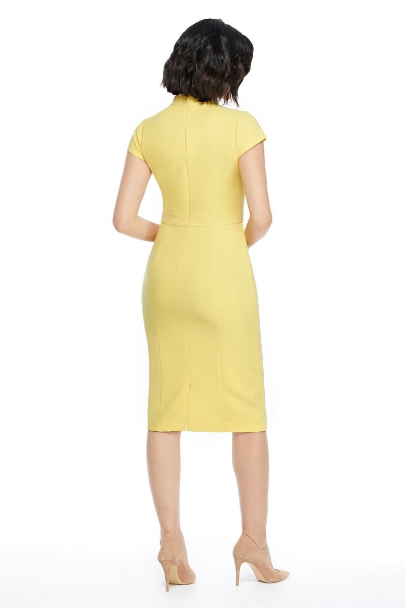 Maggy London Yasmine Midi Dress