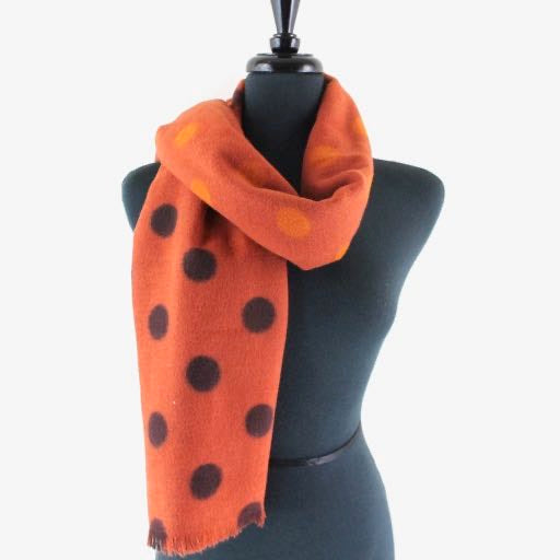 Pretty Persuasions Circle Scarf