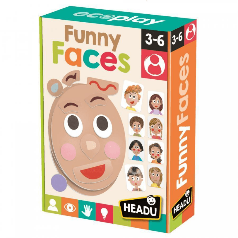 Funny Faces - HEADU