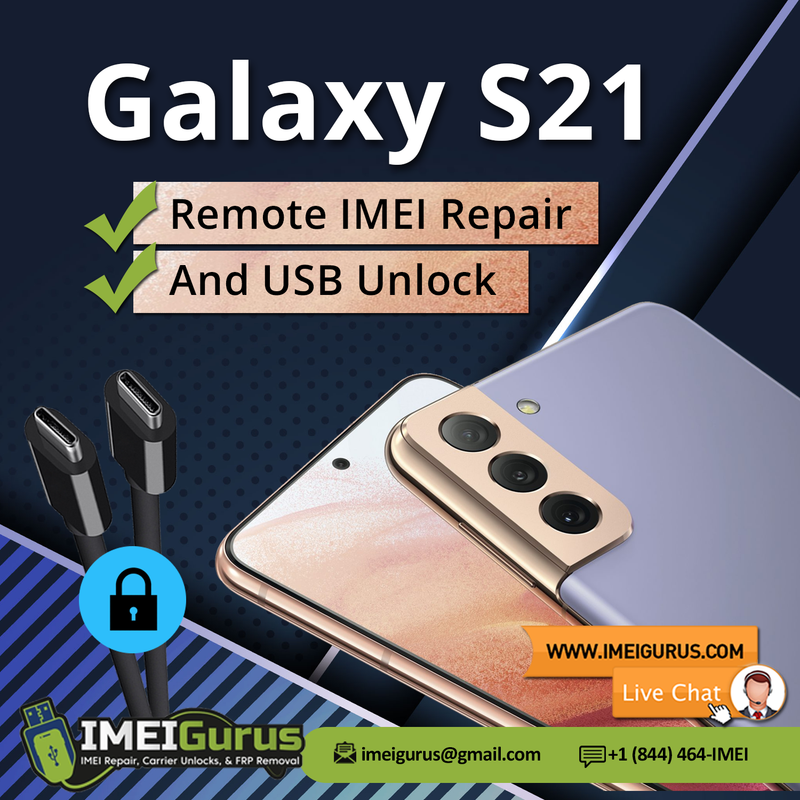 ANOTHER WORLDS FIRST S21 IMEI REPAIR & UNLOCK ALL MODELS SUPPORTED!!