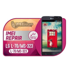 L-70 / Ms-323 LG Instant Blacklisted Bad IMEI Repair