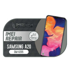 A20 A205 Samsung Instant Blacklisted Bad IMEI Repair
